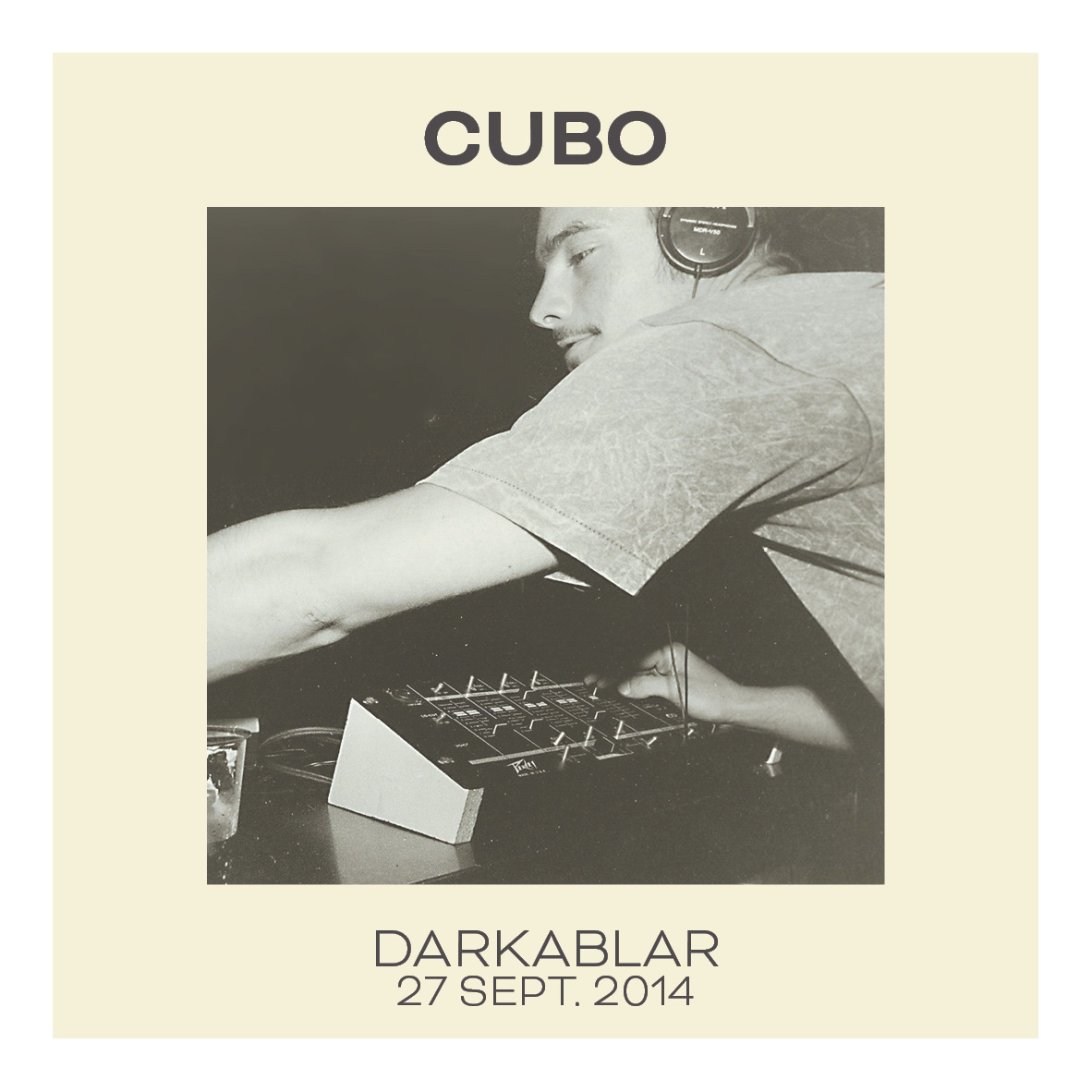 dj cubo, darkablar 27 sept. 2014